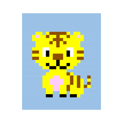 8 Tiger P